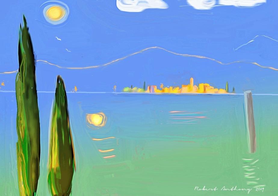 Lago Maggiore (for Xian).